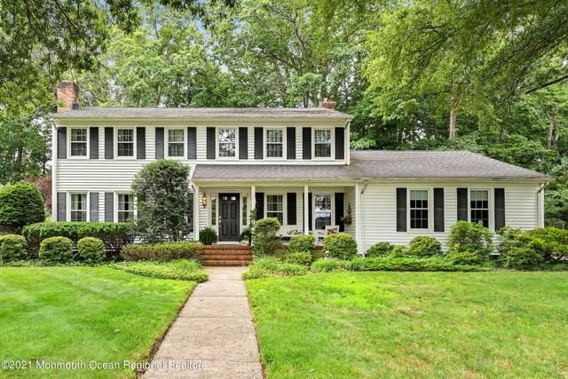 5 Beacon Court, West Long Branch, NJ 07764 (MLS #22122757) :: Kiliszek Real Estate Experts