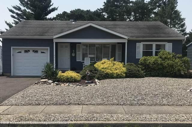 13 Bennington Drive, Toms River, NJ 08757 (MLS #22123331) :: Kiliszek Real Estate Experts