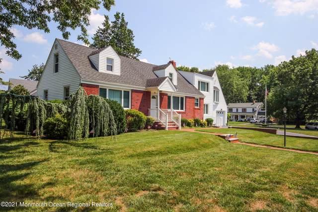 10 Little Silver Parkway, Little Silver, NJ 07739 (MLS #22123417) :: Kiliszek Real Estate Experts