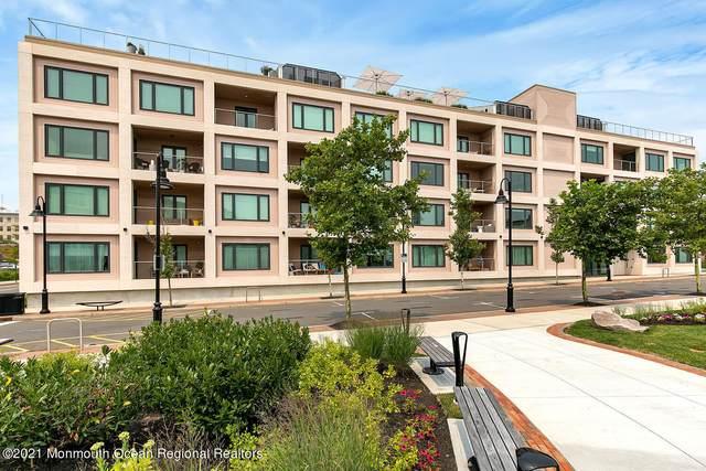 601 Heck Street #304, Asbury Park, NJ 07712 (MLS #22123460) :: Kiliszek Real Estate Experts