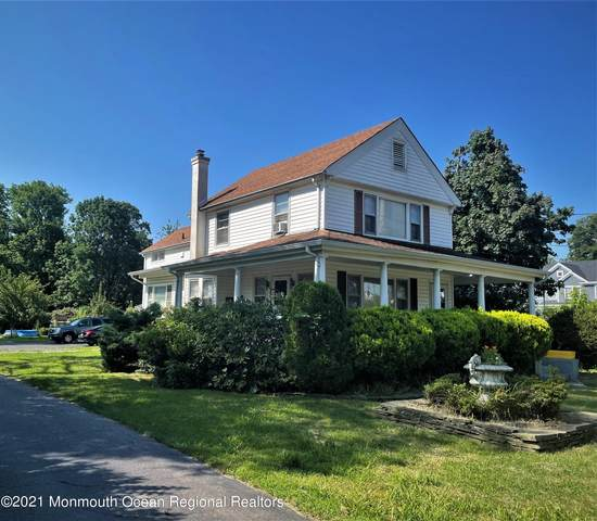 58 Tinton Avenue, Eatontown, NJ 07724 (MLS #22123725) :: The Dekanski Home Selling Team