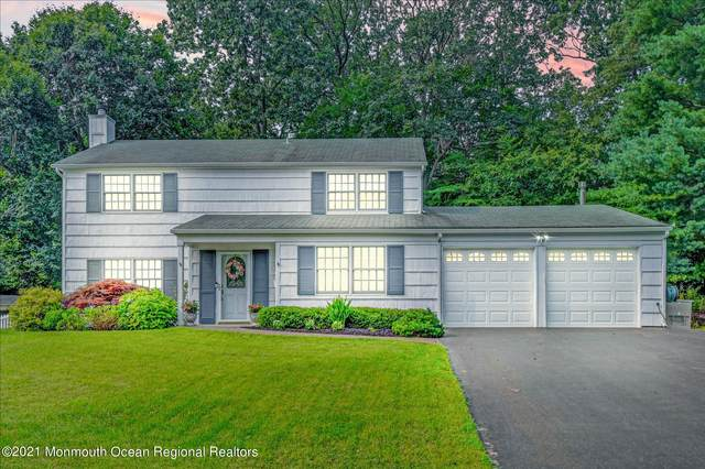 31 June Place, Aberdeen, NJ 07747 (MLS #22124101) :: The MEEHAN Group of RE/MAX New Beginnings Realty
