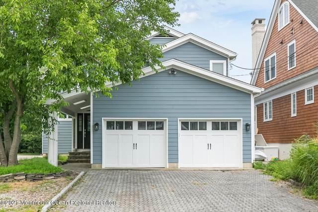 162 Cranberry Avenue, Bay Head, NJ 08742 (MLS #22124791) :: William Hagan Group