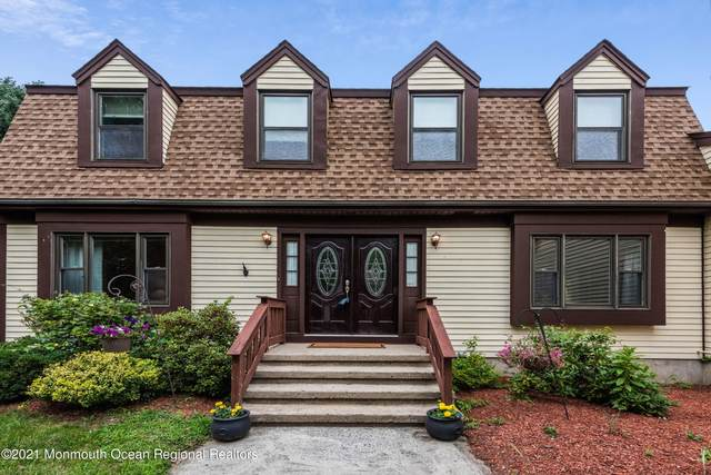 4 Banfield Court, Middletown, NJ 07748 (MLS #22124808) :: Team Gio | RE/MAX