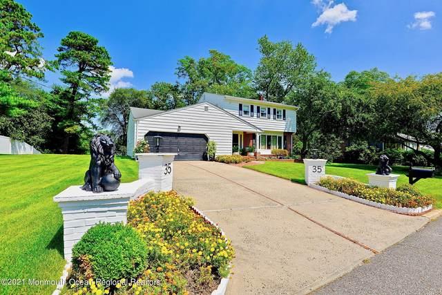 35 Shorebrook Circle, Neptune Township, NJ 07753 (#22127140) :: Rowack Real Estate Team