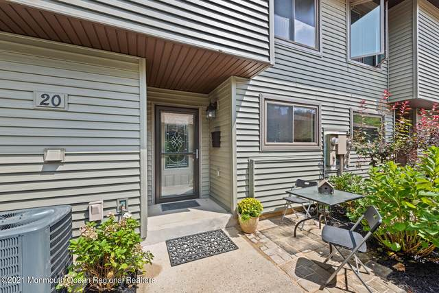 20 Andover Court, Red Bank, NJ 07701 (MLS #22129161) :: The Streetlight Team at Formula Realty