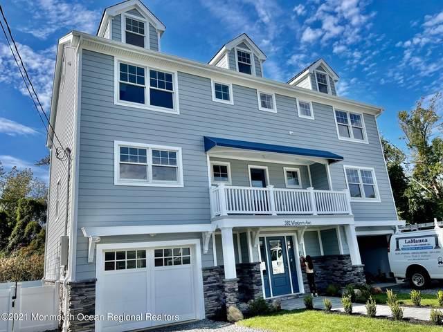 382 Western Avenue, Bay Head, NJ 08742 (MLS #22129927) :: Provident Legacy Real Estate Services, LLC