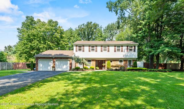 82 Sunnybrook Drive, Freehold, NJ 07728 (#22130165) :: Rowack Real Estate Team