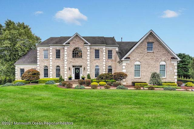 3 Bowers Drive, Freehold, NJ 07728 (MLS #22130185) :: The CG Group | RE/MAX Revolution