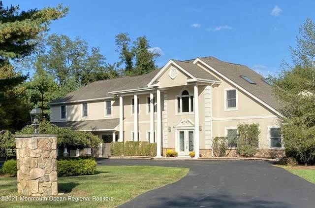 2 Saratoga Drive, Colts Neck, NJ 07722 (MLS #22132748) :: PORTERPLUS REALTY