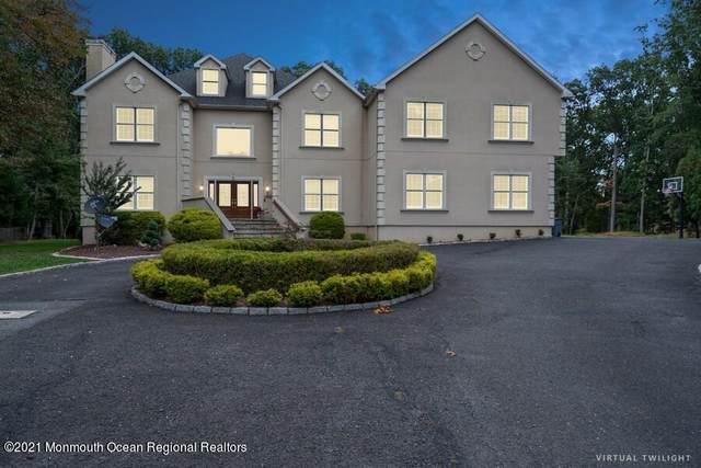222 Pease Road, Manalapan, NJ 07726 (MLS #22133872) :: William Hagan Group