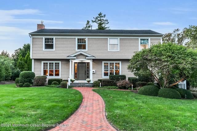 93 Hillcrest Road, Fair Haven, NJ 07704 (MLS #22134209) :: William Hagan Group