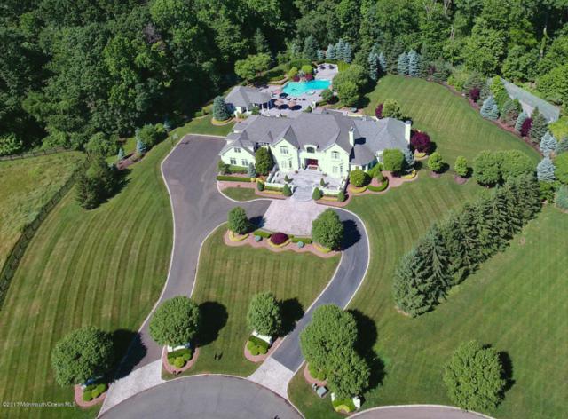 2 Secretariat Drive, Colts Neck, NJ 07722 (MLS #21622855) :: The Dekanski Home Selling Team