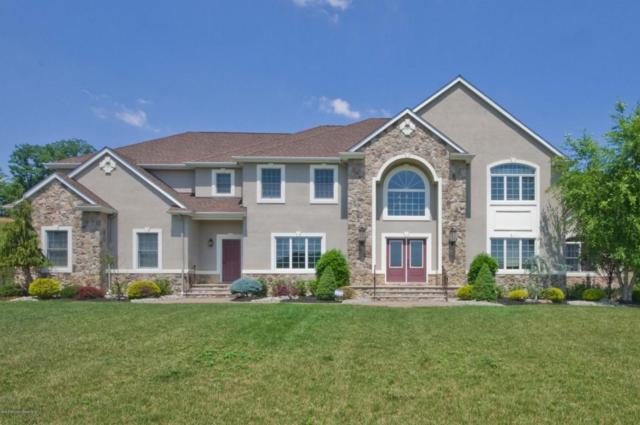 8 Stone Tavern Drive, Millstone, NJ 08510 (MLS #21701784) :: The Dekanski Home Selling Team