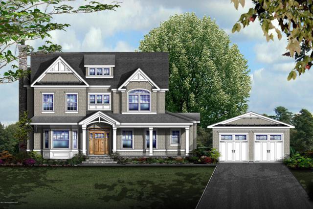 56 Laurel Drive, Fair Haven, NJ 07704 (MLS #21701821) :: The Dekanski Home Selling Team