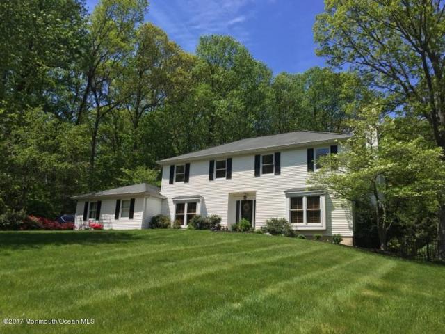 8 Constitution Drive, Middletown, NJ 07748 (MLS #21712229) :: The Dekanski Home Selling Team