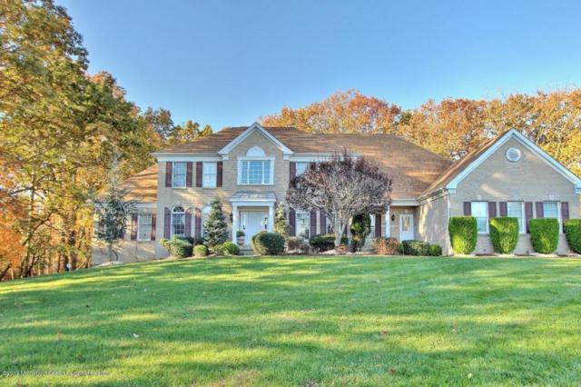 3 Bobbie Court, Manalapan, NJ 07726 (MLS #21713359) :: The Dekanski Home Selling Team