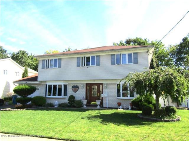 77 Briscoe Terrace, Hazlet, NJ 07730 (MLS #21720493) :: The Dekanski Home Selling Team