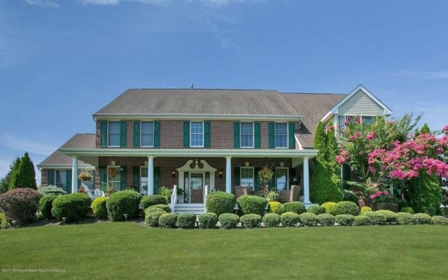 23 Gallant Fox Road, Tinton Falls, NJ 07724 (MLS #21726388) :: The Dekanski Home Selling Team