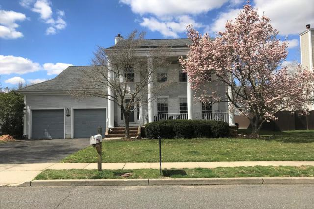 12 Polo Club Drive, Tinton Falls, NJ 07724 (MLS #21912979) :: The MEEHAN Group of RE/MAX New Beginnings Realty