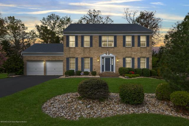 58 Vardon Way, Farmingdale, NJ 07727 (MLS #21917904) :: The Dekanski Home Selling Team