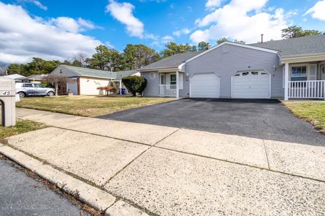 45 Mariner Place, Brick, NJ 08723 (MLS #21938149) :: The Dekanski Home Selling Team