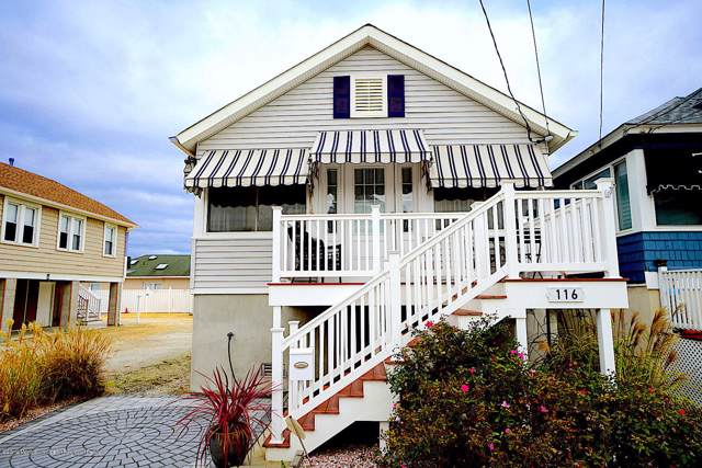 116 Randall Avenue, Point Pleasant Beach, NJ 08742 (MLS #21943209) :: The MEEHAN Group of RE/MAX New Beginnings Realty