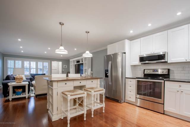 100 Seaview Avenue 4A, Monmouth Beach, NJ 07750 (MLS #21947865) :: The Sikora Group