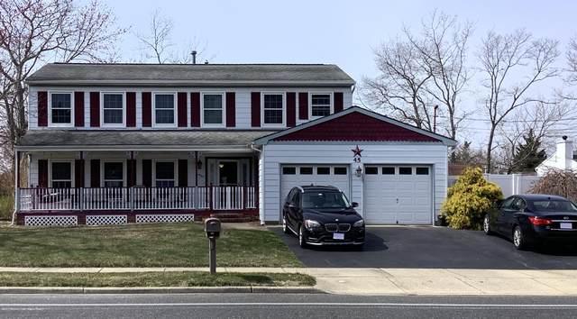 45 Newtons Corner Road, Howell, NJ 07731 (MLS #22001182) :: William Hagan Group