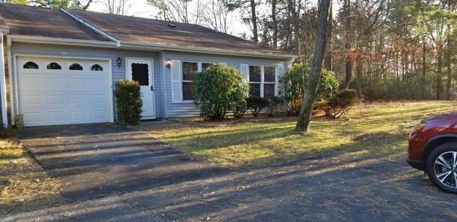 158 Kramer Court #1000, Lakewood, NJ 08701 (MLS #22001979) :: William Hagan Group