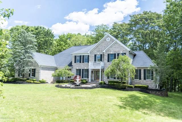 113 Beagle Drive, Manalapan, NJ 07726 (MLS #22002458) :: The CG Group | RE/MAX Real Estate, LTD
