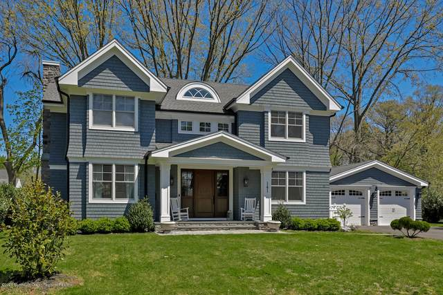 141 Oak Place, Fair Haven, NJ 07704 (MLS #22010139) :: The MEEHAN Group of RE/MAX New Beginnings Realty