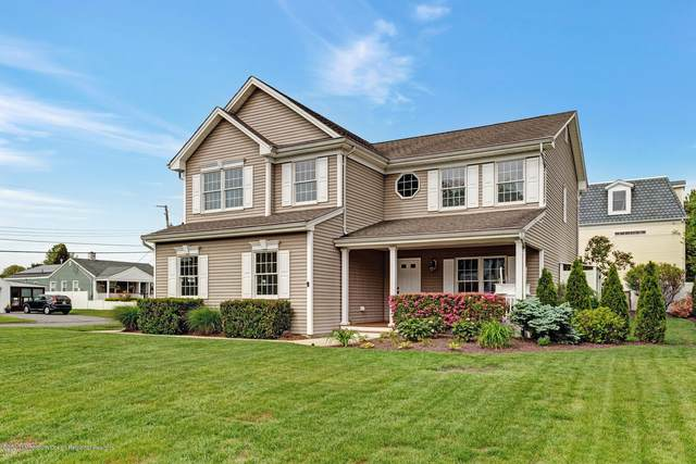 800 Lake Avenue, Spring Lake Heights, NJ 07762 (MLS #22016953) :: The Sikora Group