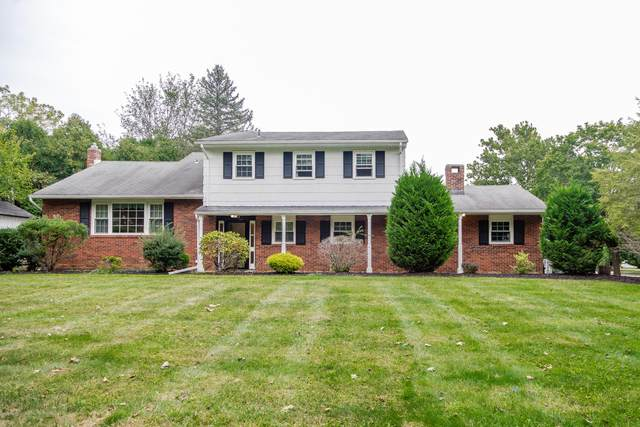184 Brittany Drive, Freehold, NJ 07728 (MLS #22031039) :: The Sikora Group