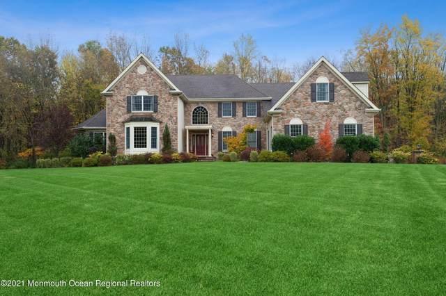 2 Country Brook Lane, Monroe, NJ 08831 (MLS #22039156) :: The DeMoro Realty Group   Keller Williams Realty West Monmouth