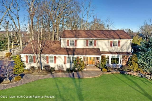 3 Hampton Drive, Ocean Twp, NJ 07712 (MLS #22103160) :: The Sikora Group