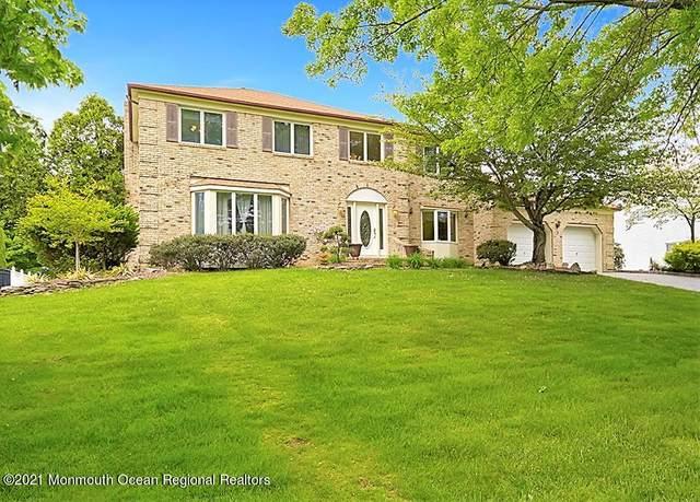 3 Chatham Ridge Drive, Freehold, NJ 07728 (MLS #22113503) :: The Sikora Group