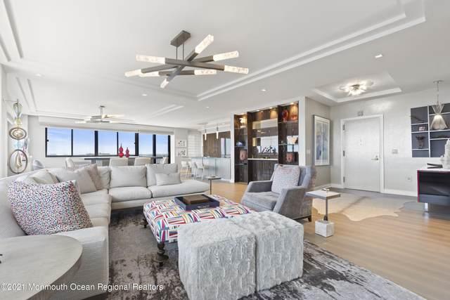 55 Ocean Avenue Ph  J& L, Monmouth Beach, NJ 07750 (MLS #22114700) :: The MEEHAN Group of RE/MAX New Beginnings Realty