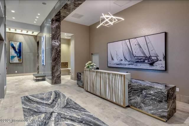 15 Morris Avenue #507, Long Branch, NJ 07740 (MLS #22118197) :: Kiliszek Real Estate Experts