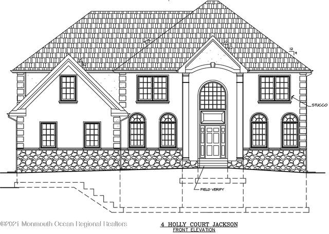 4 Holly Tree Court, Jackson, NJ 08527 (MLS #22121623) :: The MEEHAN Group of RE/MAX New Beginnings Realty