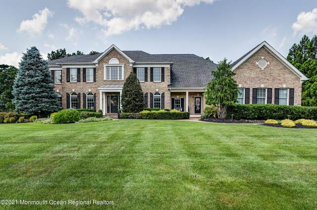 15 Mackenzie Court, Freehold, NJ 07728 (MLS #22123394) :: Caitlyn Mulligan with RE/MAX Revolution