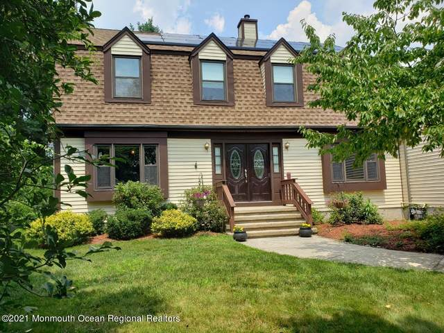 4 Banfield Court, Middletown, NJ 07748 (MLS #22124808) :: The MEEHAN Group of RE/MAX New Beginnings Realty