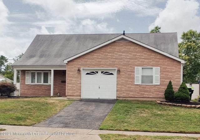 13 Briscoe Terrace, Hazlet, NJ 07730 (MLS #22128419) :: William Hagan Group