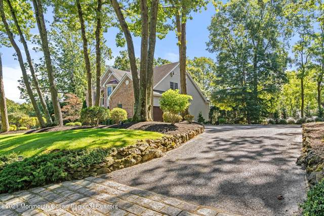292 Hockhockson Road, Tinton Falls, NJ 07724 (MLS #22132502) :: Corcoran Baer & McIntosh