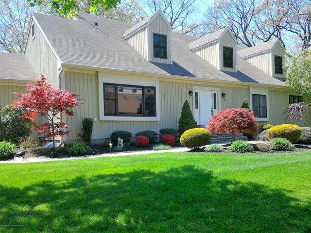 3 Baskenridge Drive, Middletown, NJ 07748 (MLS #21716778) :: The Dekanski Home Selling Team