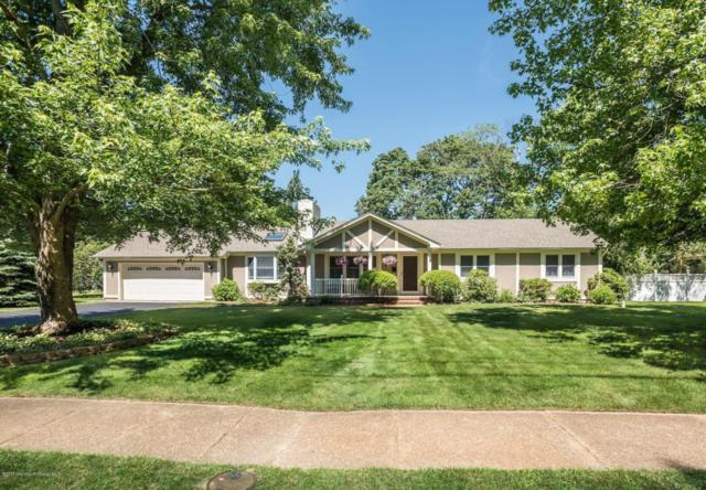 2135 Millbrook Road, Sea Girt, NJ 08750 (MLS #21721510) :: The Dekanski Home Selling Team