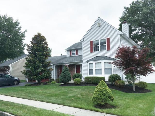 19 Winchester Drive, Howell, NJ 07731 (MLS #21729078) :: The Dekanski Home Selling Team