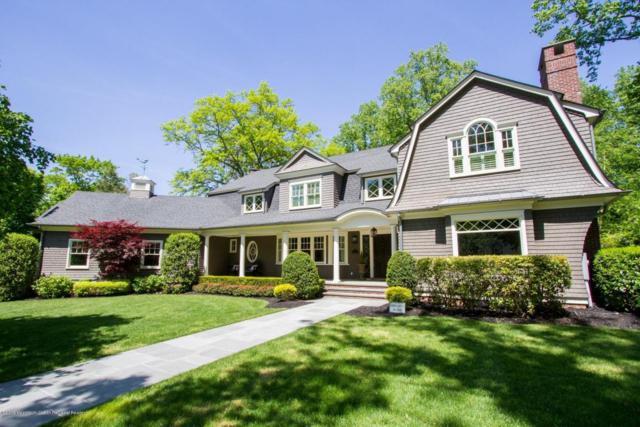 1 S Woodland Drive, Fair Haven, NJ 07704 (MLS #21812176) :: The Dekanski Home Selling Team