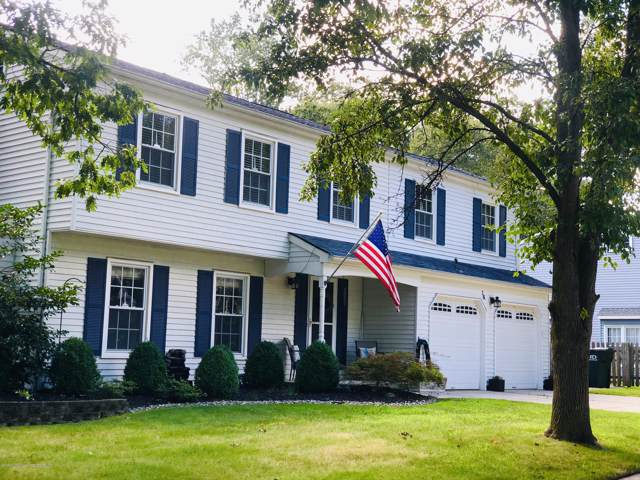 16 Weymouth Drive, Howell, NJ 07731 (MLS #21916685) :: The MEEHAN Group of RE/MAX New Beginnings Realty