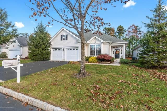 80 Marlow Drive, Jackson, NJ 08527 (MLS #21945295) :: William Hagan Group